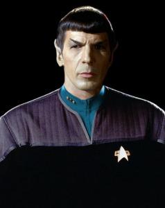 spock -purple collar