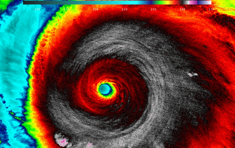Hurricane Patricia via Flickr.com
