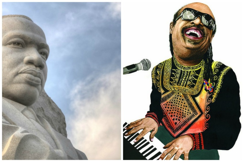 MLK - Wonder PicMonkey Collage