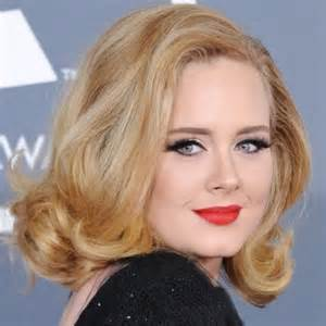 adele cat eye via pinterest