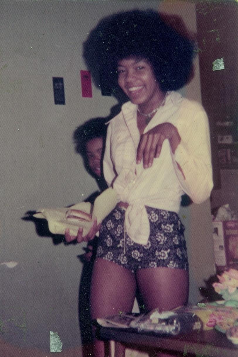 Nailah's fro-70s