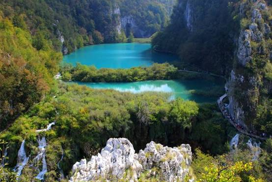 Plitvice Lakes National Park, Croatia Serenity Tom pic