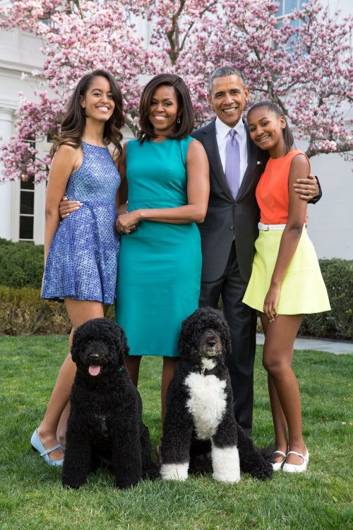 Michelle & family